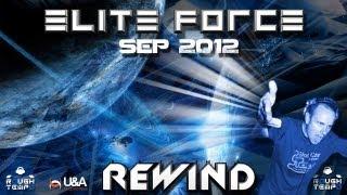 ELITE FORCE - Rough Tempo LIVE! - September 2012