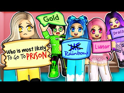 How well do we know each other Roblox Guilty