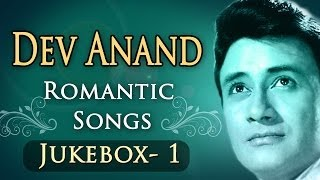 Best of Dev Anand Songs (HD) - Jukebox 1 - Top 10 Romantic Dev Anand Hits