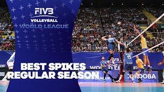 FIVB - World League: Best Spikes