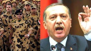 أردوغان يهدد السيسي اذا أقترب من الرئيس محمد مرسي