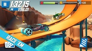 Hot wheels Race Off - Best Android Gameplay HD