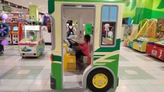 kid driving ( kid zone eaon )