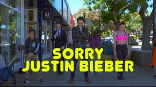 This Dance will make you think TWICE! Sorry Justin Bieber