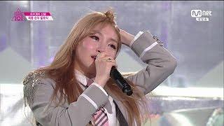 160401 김청하 데뷔의 순간