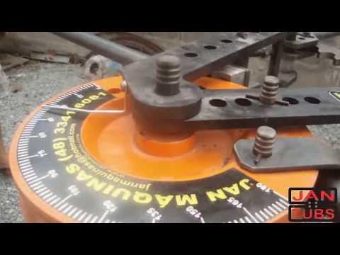 Maquina Para Fabricar Gaiolas