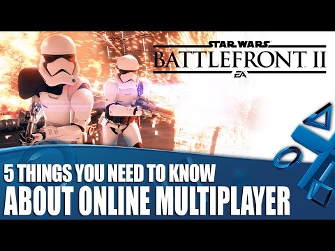Star Wars Battlefront II 5 Things You Need To Know About Multiplayer Space Battles Are BACK