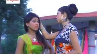 भउजी निक लागे आहा के बहिनिया  | Maithili Super Hot Song | Vikash Jha