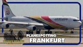 Planespotting Frankfurt Airport   Mai 2018   Teil 2