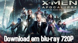 X-man apocalipse dublado | Baixar em blu-ray 720P