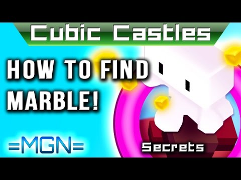 Cubic Castles - How to Find all Types of Marble! + Exploring the Cubic Jail! Ft. MMS