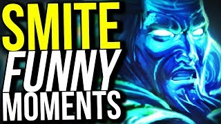 HE BO IS HARD TO PLAY! - SMITE FUNNY MOMENTS