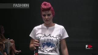 EDDA BERG | Uniqueness Collection 2019 Montecarlo MCFW - Fashion Channel