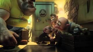 Mortadelo y Filemón contra Jimmy el cachondo- Clip caravana