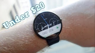 Top 7 Cheapest Chinese Smartwatches Under $20 You Can Buy in 2018