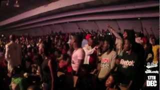 D-Black & VERA Flash Mob @ Joy F.M Nite With The Stars 2012