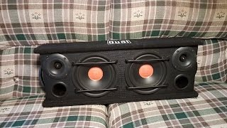 New Subs For Cheap Dual All-In-One Speaker (SBX6502)