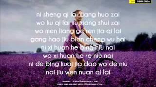 王心凌 Hi Hi Bye Bye with lyrics