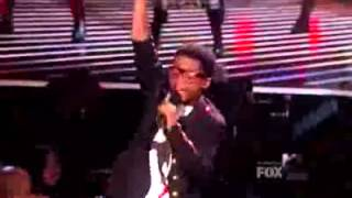 Astro - Black and White - X Factor USA (Top 7 Performance) HQ - Michael Jackson Night