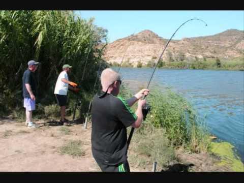 River Ebro Fishing September 2011.wmv