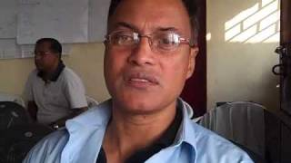 Community worker from Bangladesh-BGR Training