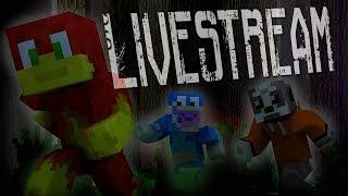 MINECRAFT SOUL SNATCHERS !! - LIVE - (Jumpscare WARNING)+