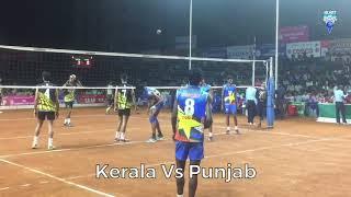 Kerala vs Punjab 16-3-2018  | Federation cup  Warming Shot's Watch HD