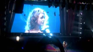 Taylor Swift Live in Manila - Mine and The Story of Us