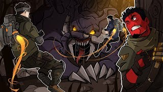EVOLvE: Stage 2    WHAT HAS GORILLA BECOME?! (w/ H2O Delirious, Ohmwrecker, & Gorillaphent)