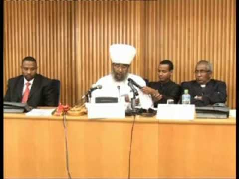 Ethiopian religious leaders call for Harsh penalties for Gays