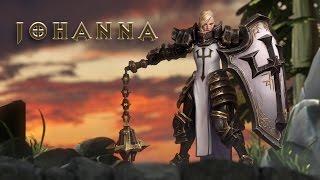 Heroes of the Storm – Johanna Trailer
