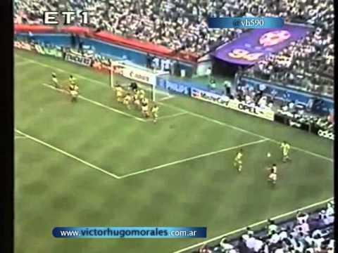 Suiza 4 Rumania 1 Relato Mundial 1994 Los goles
