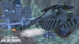 Star Wars Battlefront 2 Mod | Outer Rim: Unknown Planet