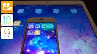 NEW How To Screen Record iOS 9 / 10 - 10.1 FREE NO Jailbreak 1080p 60FPS iPhone, iPad, iPod Touch