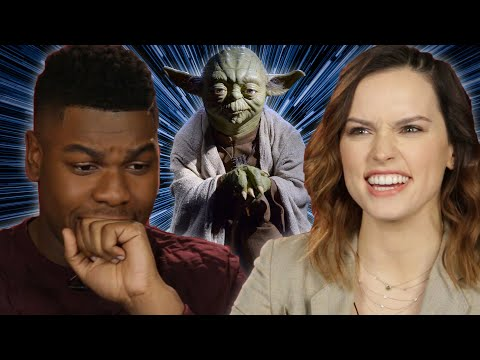 Star Wars Cast Takes Which Star Wars Character Are You Quiz