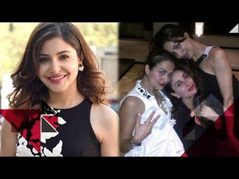 Xxx Mp4 Anushka Shoots For An Ad Flim Kareena Spends Time With Amrita Malaika 3gp Sex