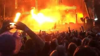 Rammstein - Feuer Frei! - Download Festival England - 10.06.2016
