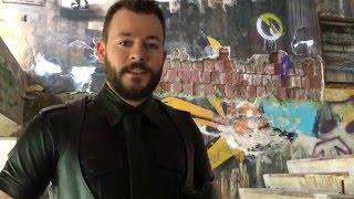 Mr Fetish Austria 2016: Kandidat 3 Gernot aus Graz