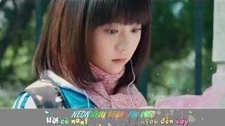 ► [VietSub - Lyrics]  Beautiful Girl ♫║ Skull - Haha ║MV học đường hay.