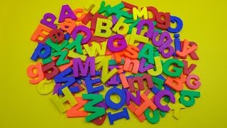 ABC PARTY! Learn ABC Alphabet! Fun Learning Contest