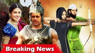 बॉलीवुड Baahubali के लिए Salman पहली पसंद, Baahubali हिन्दू या मुसलिम - ये है नया सवाल