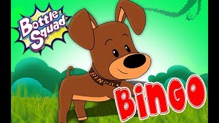 Bingo Dog Song   Songs Bottle Squad   Kindergarten Nursery Rhymes For Toddlers   Videos by Kids Tv