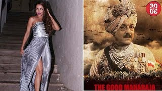 Malaika Sizzles In Her Latest Photoshoot | Sanjay's First Look From 'The Good Maharaja' Revealed