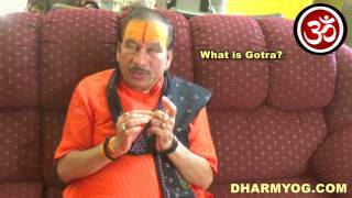 What is Gotra? (Hindi)