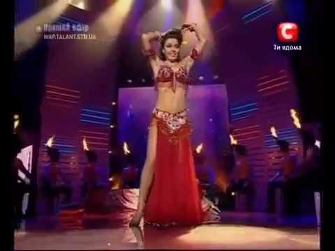 baile arabe bien seductor
