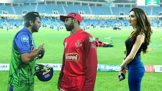 Shadab Khan Interview - Pakistan Super League PSL 2019 | Islamabad United