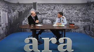 Entrevista d'Antoni Bassas a Josep Lluís Trapero
