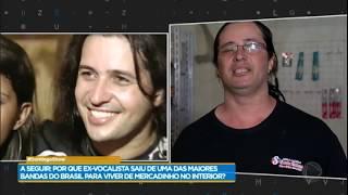 Raied Neto revela por que saiu do Calcinha Preta para viver de um mercadinho