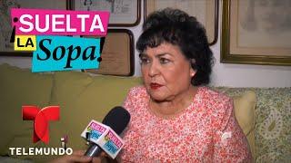 Carmen Salinas y Laura Bozzo: Su experiencia en el terremoto | Suelta La Sopa | Entretenimiento