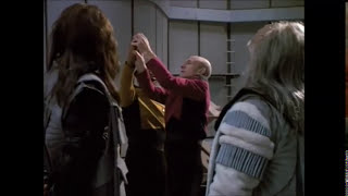 Star Trek TNG Data Saves the Day